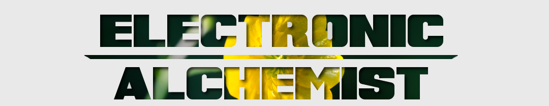 Electronic Alchemist Photoblog